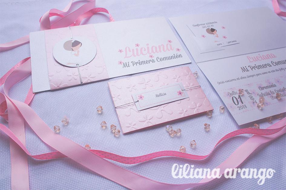 Liliana Arango Invitaciones Tarjetas Personalizadas